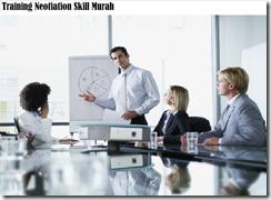 training manajemen negosiasi murah