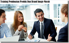training how to create product and brand image murah