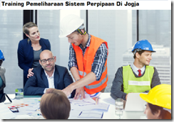 Pelatihan Piping System Design Installation And Maintenance Di Jogja