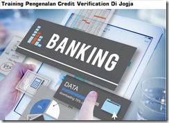 Pelatihan Credit Verification Techniques Di Jogja
