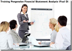 Pelatihan Financial Statement Analysis (Fsa) Di Jogja