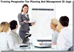 Pelatihan Tax Planning And Tax Audit Di Jogja