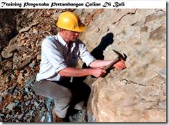 Pelatihan Eksplorasi Dan Eksploitasi Sumber Daya Mineral Di Bali