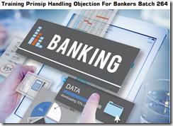 Pelatihan Handling Objection For Bankers Batch 264Th Di Jogja