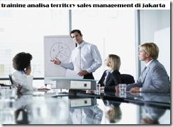 pelatihan territory sales management di jakarta