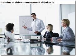 pelatihan e-filing management berbasis iso 15489 di jakarta