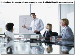 pelatihan store warehouse & distribution management di jakarta