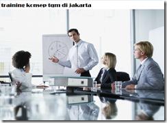 pelatihan total quality management di jakarta