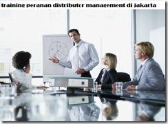 pelatihan territory management and distributor management di jakarta