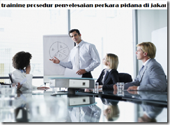 pelatihan Hukum Acara Pidana Dalam Teori Dan Praktik di jakarta