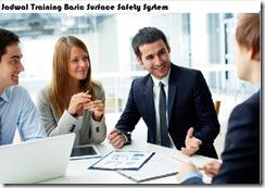 jadwal training sistem keamanan permukaan dasar