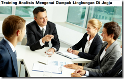 Pelatihan Management & Analysis For Environmental Impact – Amdal Di Jogja