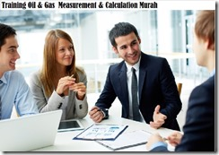 training minyak & gas pengukuran & perhitungan murah