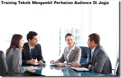 Pelatihan Public Speaking For Secretary For Oil And Gas Company Di Jogja