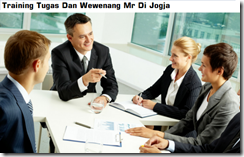 Pelatihan Management Representative Di Jogja